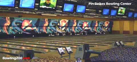 Pin Strikes Bowling Center - Stockbridge