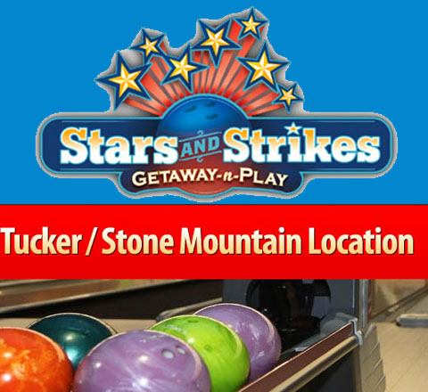 Stars & Strikes Bowling - Stone Mountain